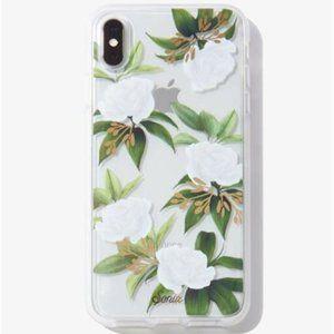 Sonix Petunia iPhone X/XS Case in White NWT